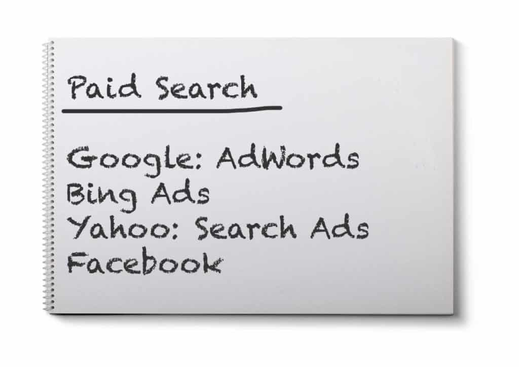 Paid Search ad